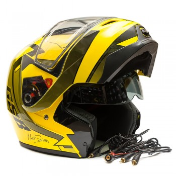 G-339 Snow Yellow Black