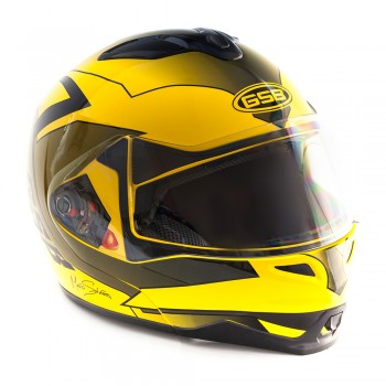 G-339 Yellow Black